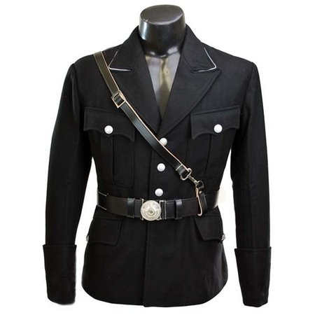 SS officer shoulder belt
