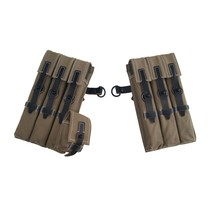 MP38/MP40 canvas magazine pouches