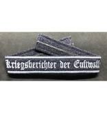 Kriegsberichter Der Luftwaffe mouwband