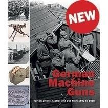 German Machine Guns book