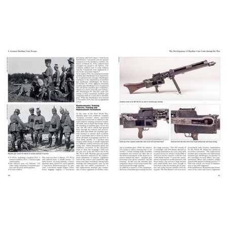 German Machine Guns boek