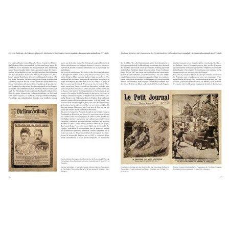 WW1 Propaganda book