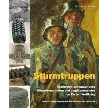 Stormtroepen boek
