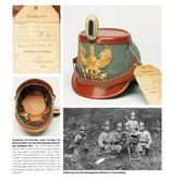 Duitse Infanterie 1871-1914 boek