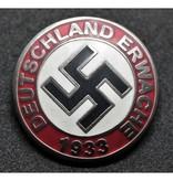 Deutschland erwache 1933 badge