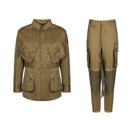 U.S. jump suit set