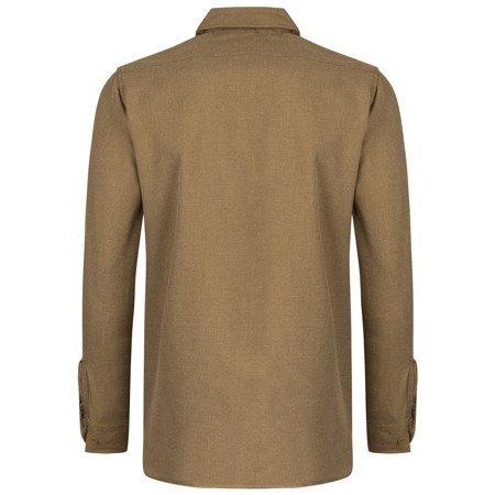 U.S. M-1937 flannel shirt