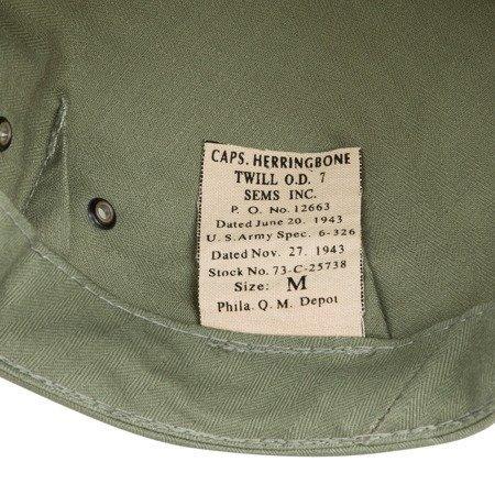 U.S.  M-1943 herringbone twill pet
