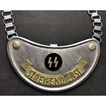 SS streifendienst gorget (longer delivery time)