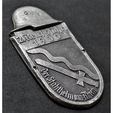Autoplaat ReichsFahrt 1930