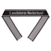Landstorm Nederland cuff title