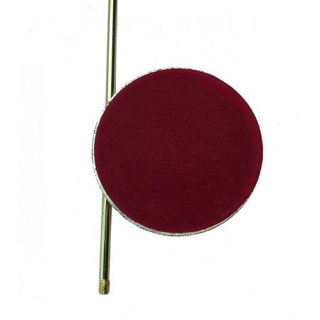 Table flags metal base