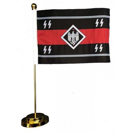 Tafelvlaggen metaal