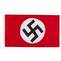 NSDAP nazi party flag cotton small