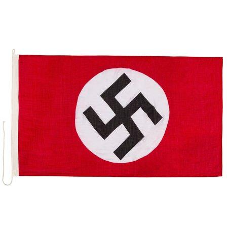 NSDAP Nazi partij vlag katoen klein