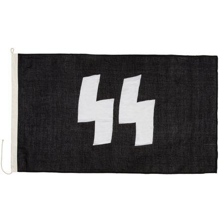 Schutzstaffel(Waffen SS) vlag katoen klein