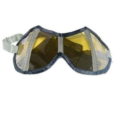 ORIGINELE Wehrmacht stof bescherm  bril