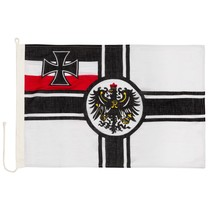 German Empire flag cotton small