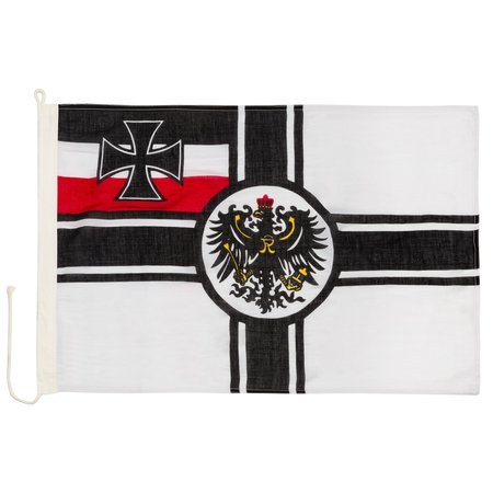 RGerman Empire flag cotton small