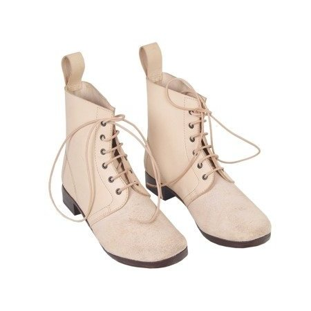 German leather M1914 shoes