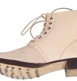 Duitse leren M1914 schoenen