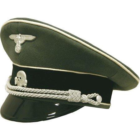 SS infantry officer cap