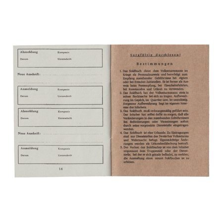 Volkssturm paybook - Copy