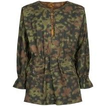 2 in 1 rauchtarn camouflage smock