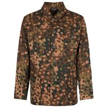M44 erbsentarn camouflage feldbluse