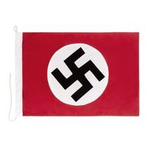 NSDAP Nazi party flag hand sewn small