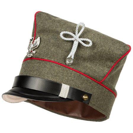 Poolse officier veldmuts