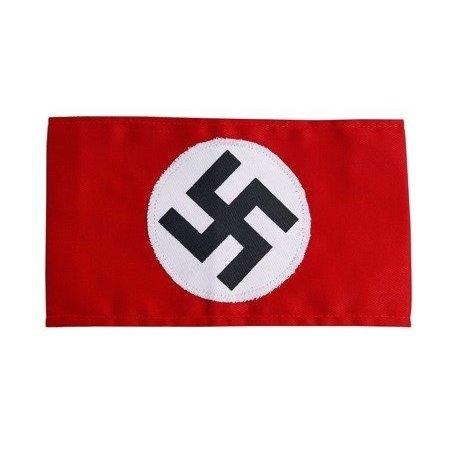 NSDAP Nazi armband katoen