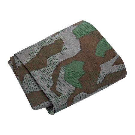 2 in 1 Splittertarn camouflage M31 zeltbahn