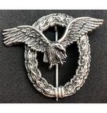 Luftwaffe pilot badge without swastika