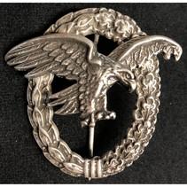 Luftwaffe observer badge without swastika