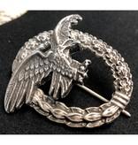 Luftwaffe observatie badge zonder swastika