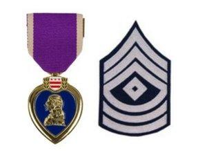 Medals & Insignia