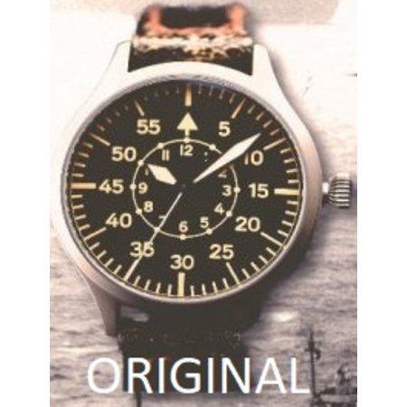 Luftwaffe piloot horloge