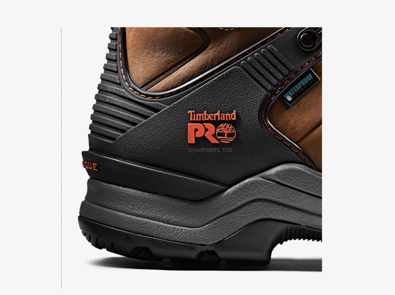 Timberland PRO® Hypercharge Brown Orange S3 online kopen