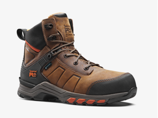 Timberland PRO® Hypercharge Brown-Orange S3