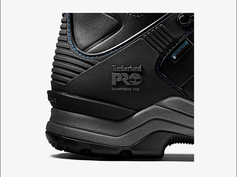 Timberland PRO® Timberland PRO® Hypercharge Black-Petrol S3