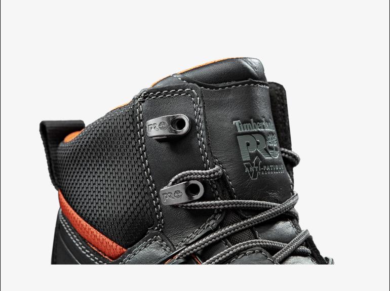 Timberland PRO® Timberland PRO® Hypercharge Black-Orange S3