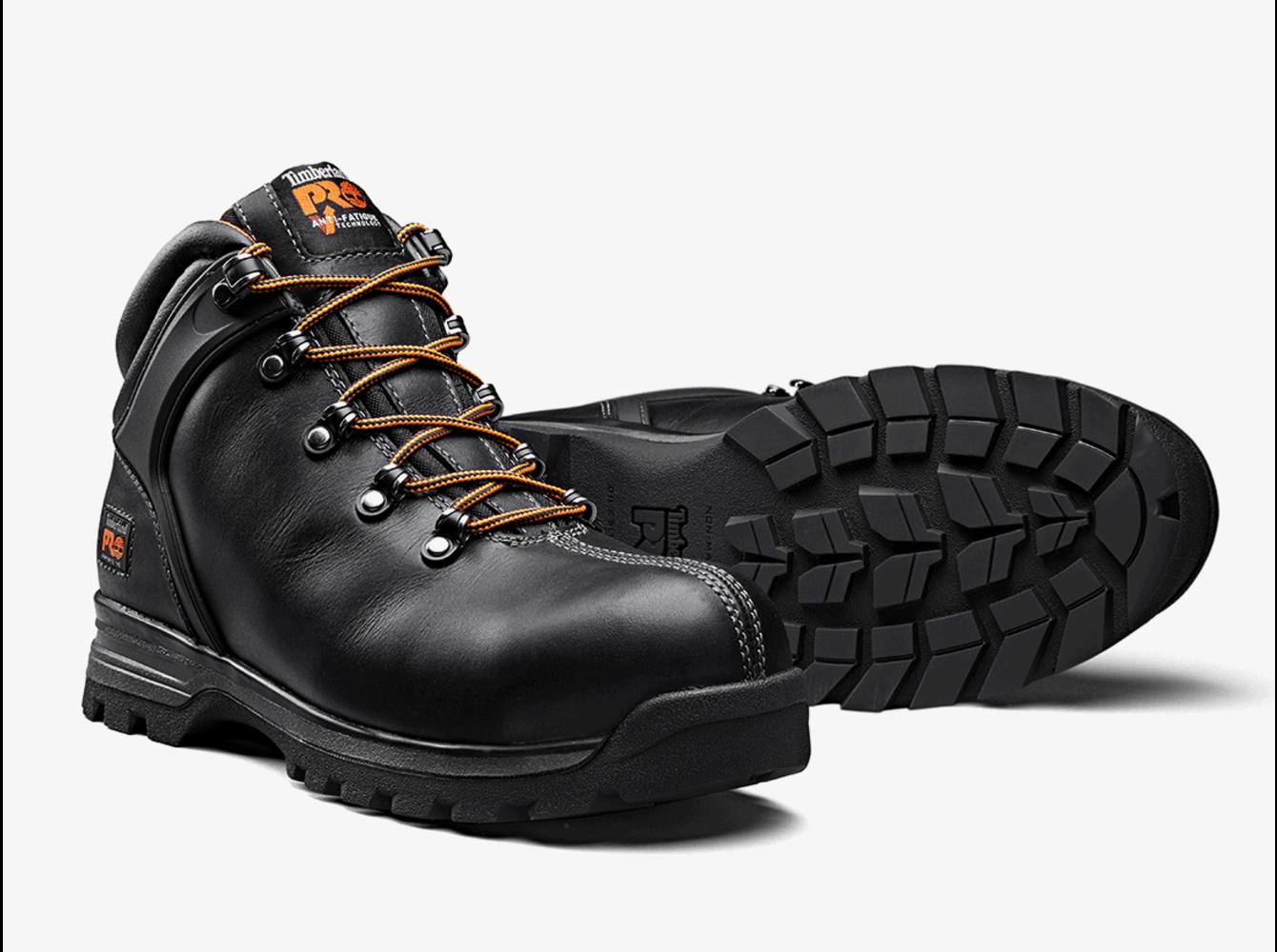 Timberland PRO® Splitrock XT Black S3