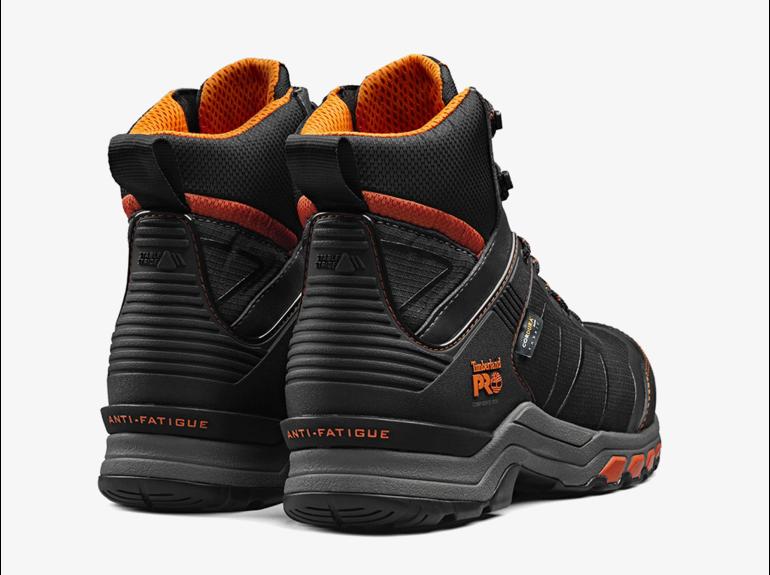 Timberland PRO® Timberland PRO® Hypercharge Textile Black-Orange S3