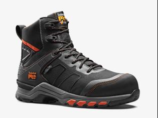 Timberland PRO® Hypercharge Textile Black-Orange S3