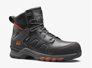 Timberland PRO® Hypercharge Black-Orange S3