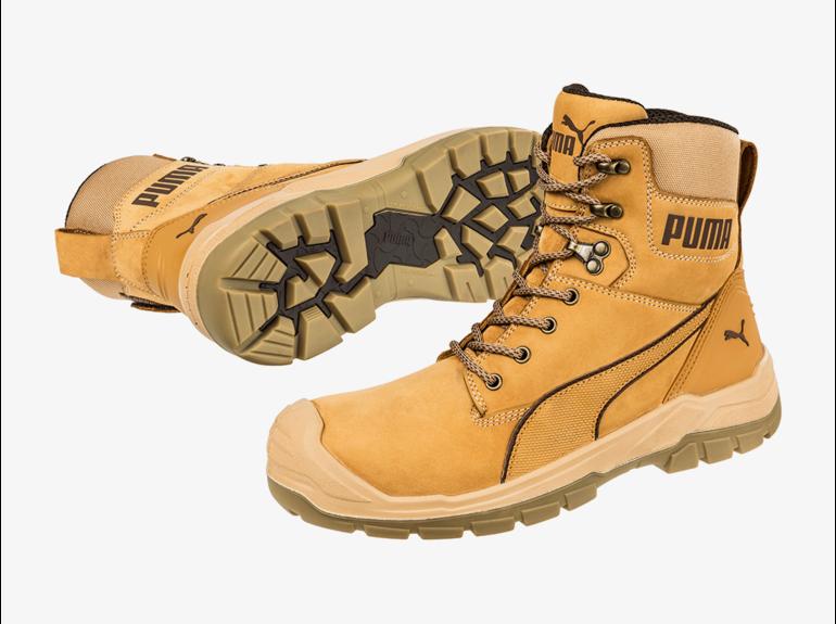 Puma Puma 63.065.0 Conquest Wheat High S3