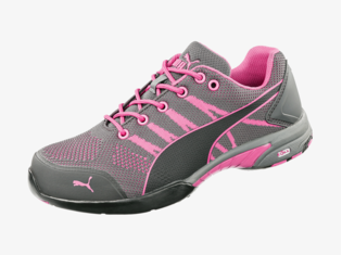 Puma 64.291.0 Celerity Knit Pink Wns Low S1
