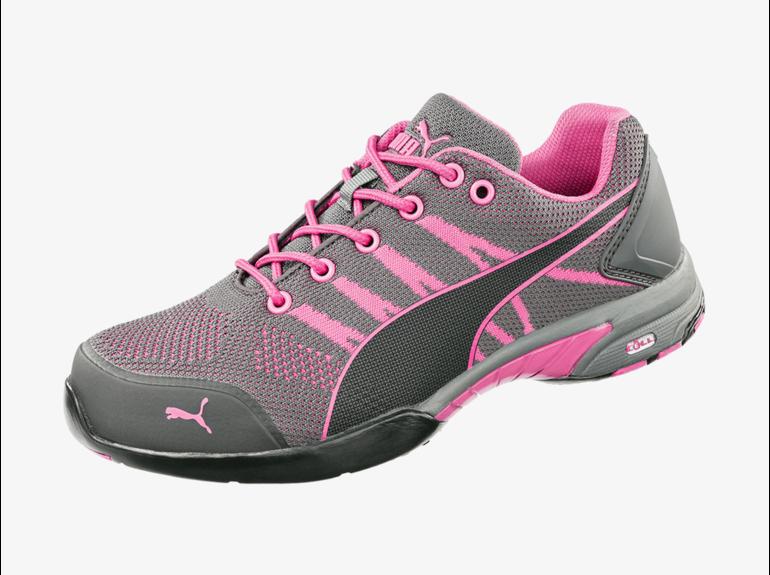 Puma Puma 64.291.0 Celerity Knit Pink Wns Low S1