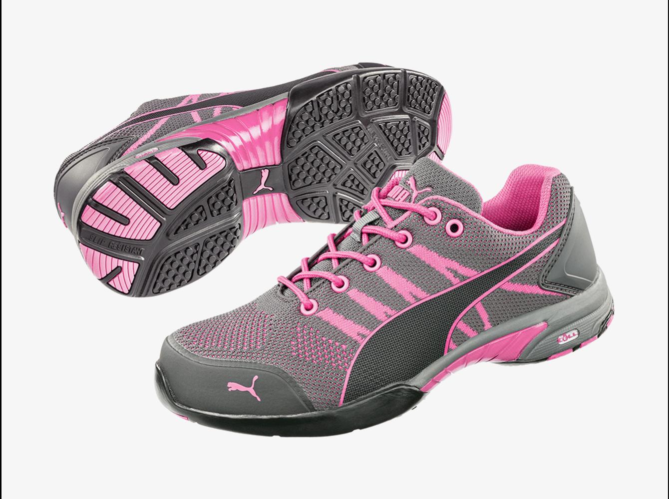 Puma 64.291.0 Celerity Knit Pink Wns Low S1
